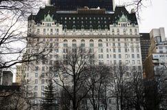 Ξενοδοχείο Plaza στοκ φωτογραφία
