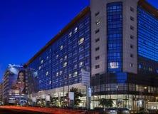 Ξενοδοχείο Radisson στοκ εικόνες