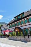 Ξενοδοχείο Vitranc Podkoren, Σλοβενία Στοκ Εικόνες