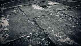 Ξεπερασμένη σύσταση του λεκιασμένου παλαιού σκοτεινού υποβάθρου 3 τουβλότοιχος Στοκ Εικόνα