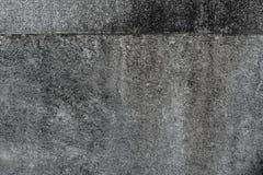 Ξεπερασμένη Grunge σύσταση συμπαγών τοίχων με την επιγραφή Στοκ φωτογραφίες με δικαίωμα ελεύθερης χρήσης