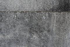Ξεπερασμένη Grunge σύσταση συμπαγών τοίχων με την επιγραφή Στοκ Εικόνες