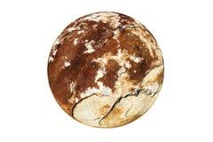 Ξεπερασμένος βράχος πετρών σε μια στρογγυλή μορφή σφαιρών Στοκ φωτογραφίες με δικαίωμα ελεύθερης χρήσης