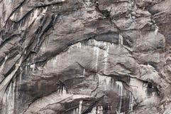 Ξεπερασμένος granitic βράχος Στοκ εικόνα με δικαίωμα ελεύθερης χρήσης