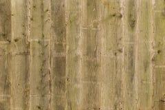 Ξεπερασμένο ξύλινο υπόβαθρο επιτροπών φρακτών Στοκ εικόνα με δικαίωμα ελεύθερης χρήσης