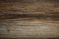 Ξεπερασμένο ξύλινο Grunge κατασκευασμένο υπόβαθρο κινηματογραφήσεων σε πρώτο πλάνο Στοκ φωτογραφία με δικαίωμα ελεύθερης χρήσης