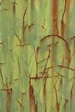 Ξεπερασμένο φύλλο Στοκ Εικόνα