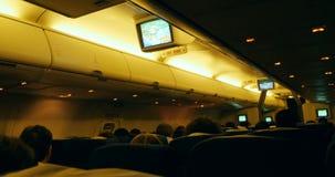 Ξεπερασμένο CRT όργανο ελέγχου στο αεροπλάνο φιλμ μικρού μήκους