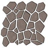 Ξεράνετε το ραγισμένο έδαφος ψαμμίτη απεικόνιση αποθεμάτων