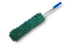 Ξεσκονόπανο ο καθαριστής σκόνης Στοκ φωτογραφία με δικαίωμα ελεύθερης χρήσης