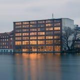 Ξεφάντωμα του Βερολίνου Στοκ Εικόνες