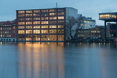 Ξεφάντωμα του Βερολίνου Στοκ εικόνες με δικαίωμα ελεύθερης χρήσης