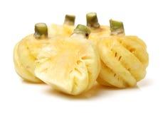 Ξεφλουδισμένος ανανάς στοκ φωτογραφία με δικαίωμα ελεύθερης χρήσης