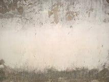 Ξεφλουδισμένο ραγισμένο υπόβαθρο τοίχων ασβεστοκονιάματος Στοκ Φωτογραφίες