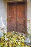 Ξεχασμένη πόρτα Στοκ φωτογραφία με δικαίωμα ελεύθερης χρήσης