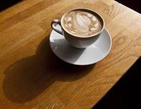 ξημερώματα καφέ Στοκ Φωτογραφίες