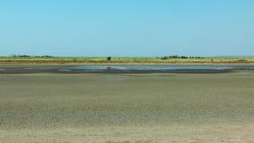 ξηρά λίμνη απόθεμα βίντεο