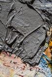 Ξηρά ελαιοχρώματα Στοκ φωτογραφία με δικαίωμα ελεύθερης χρήσης