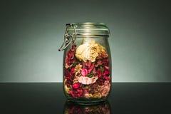 ξηρά λουλούδια ανασκόπησ Στοκ φωτογραφία με δικαίωμα ελεύθερης χρήσης