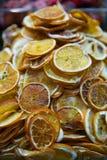 ξηρά πορτοκάλια Στοκ Φωτογραφίες