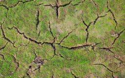 Ξηρά ραγισμένη λάσπη Στοκ φωτογραφίες με δικαίωμα ελεύθερης χρήσης
