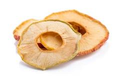 Ξηρά φρούτα μήλων Στοκ Εικόνες