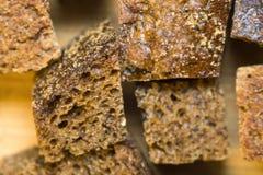 Ξηρά crumbs ψωμιού Στοκ φωτογραφία με δικαίωμα ελεύθερης χρήσης