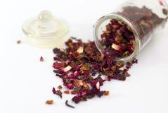 Ξηρά hibiscus Στοκ εικόνες με δικαίωμα ελεύθερης χρήσης