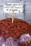 ξηρές ντομάτες στοκ εικόνα με δικαίωμα ελεύθερης χρήσης
