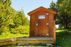 Ξηρές τουαλέτες Στοκ Εικόνες