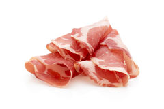Ξηρές φέτες κρέατος χοίρων Delicatess Στοκ Εικόνα