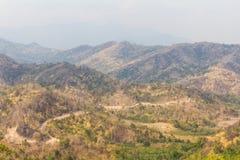 Ξηρασία βουνών στοκ φωτογραφία με δικαίωμα ελεύθερης χρήσης