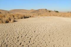 Ξηρασία 1 Καλιφόρνιας στοκ εικόνα
