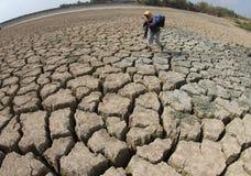 Ξηρασία στην Ινδονησία στοκ εικόνα με δικαίωμα ελεύθερης χρήσης