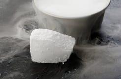 Ξηρός πάγος στοκ φωτογραφία με δικαίωμα ελεύθερης χρήσης