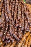 Ξηρός πολτός φρούτων ως τρόφιμα πρόχειρων φαγητών στοκ φωτογραφία με δικαίωμα ελεύθερης χρήσης