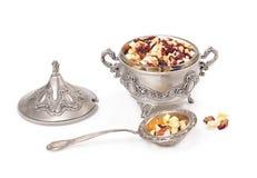 Ξηρός - τσάι φρούτων Στοκ Εικόνες
