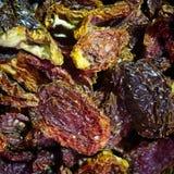 Ξηρός - φρούτα για την πώληση στο μεγάλο Bazaar στη Ιστανμπούλ Στοκ φωτογραφία με δικαίωμα ελεύθερης χρήσης