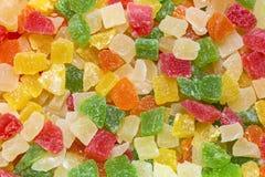 Ξηρός - φρούτα και θεραπευμένος στοκ φωτογραφίες με δικαίωμα ελεύθερης χρήσης