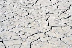 Ξηρό λασπώδες χώμα Στοκ φωτογραφία με δικαίωμα ελεύθερης χρήσης