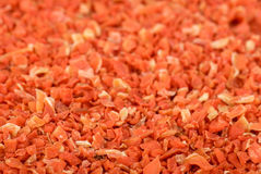 Ξηρό καρότο Στοκ Εικόνες