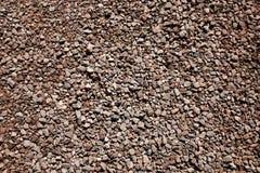 Ξηρό πετρώδες έδαφος Χώμα στο έδαφος ως σύσταση και το υπόβαθρο στοκ εικόνες