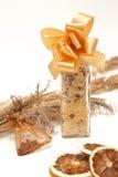 ξηρό πορτοκαλί άλας λουτ&r Στοκ εικόνες με δικαίωμα ελεύθερης χρήσης