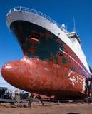 ξηρό σκάφος αποβαθρών Στοκ φωτογραφίες με δικαίωμα ελεύθερης χρήσης