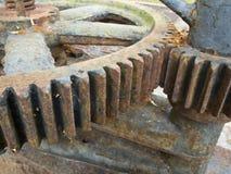 Ξηρό σκουριασμένο εργαλείο Στοκ εικόνες με δικαίωμα ελεύθερης χρήσης