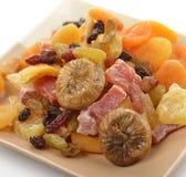 Ξηρό τροπικό μίγμα φρούτων Στοκ φωτογραφίες με δικαίωμα ελεύθερης χρήσης