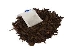 ξηρό τσάι τσαντών Στοκ φωτογραφία με δικαίωμα ελεύθερης χρήσης