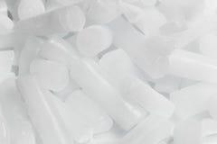 Ξηρό υπόβαθρο πάγου Στοκ φωτογραφία με δικαίωμα ελεύθερης χρήσης
