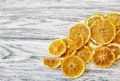 Ξηρό υπόβαθρο πορτοκαλιών Όμορφη πορτοκαλιά κινηματογράφηση σε πρώτο πλάνο φετών στοκ φωτογραφία με δικαίωμα ελεύθερης χρήσης