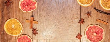 Ξηρό υπόβαθρο φρούτων Στοκ Εικόνα
